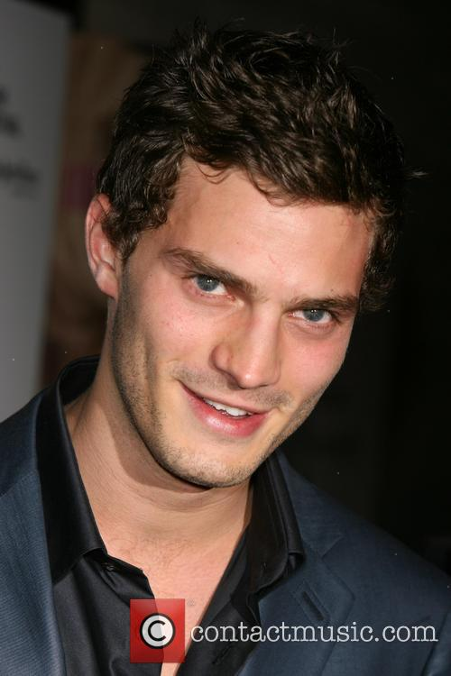 File Photo** * JAMIE DORNAN BECOMES FIRST-TIME DAD...