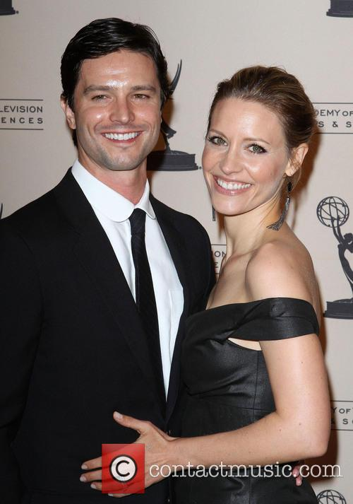 File Photo** * JASON BEHR AND KADEE STRICKLAND...