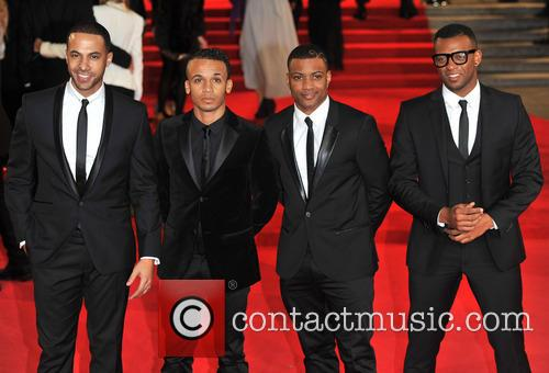 File Photo * JLS TO SPLIT FIVE YEARS...