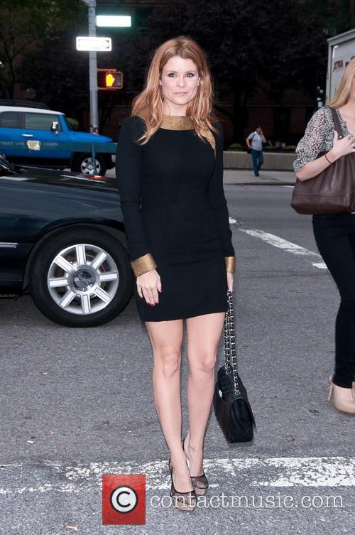 Joanna Garcia-Swisher Mercedes-Benz New York Fashion Week Spring/Summer...