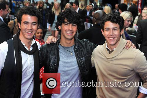 File Photo**  * THE JONAS BROTHERS CONFIRM...