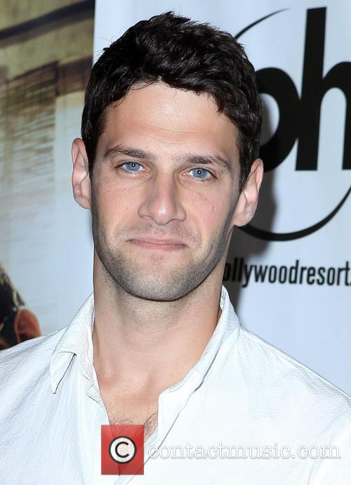File Photo** * ACTOR JUSTIN BARTHA IS A...