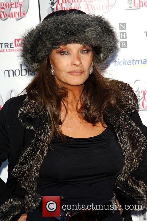 File Photo DYNASTY star KATE O'MARA has died...