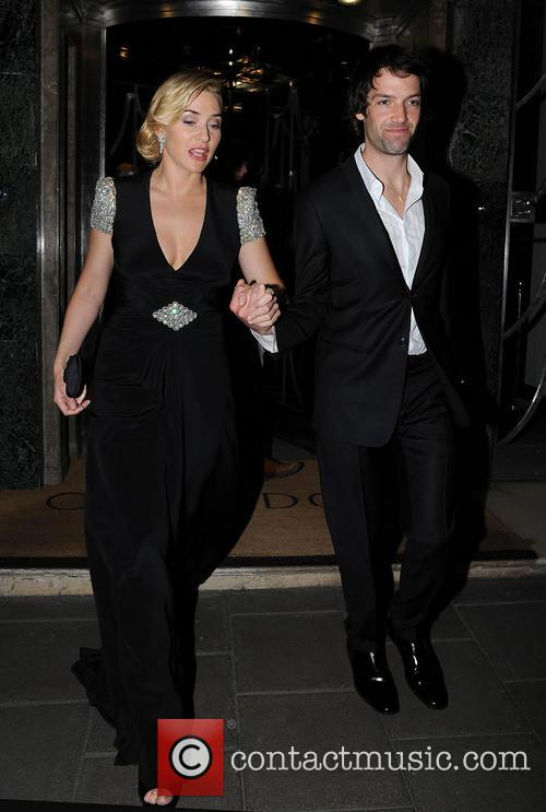 File Photo * KATE WINSLET PREGNANT Oscar winner...