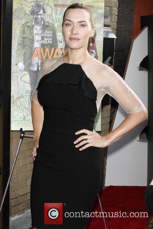 File Photo * KATE WINSLET PREGNANT Oscar winner...