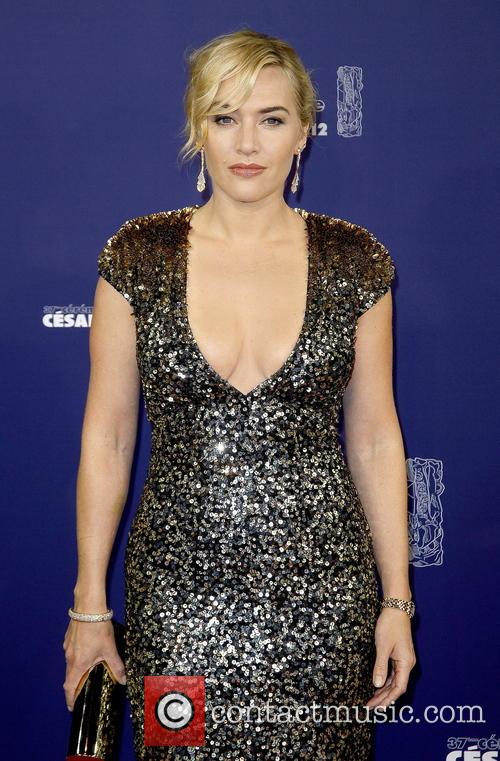 Kate Winslet The 37th Cesar Film Awards at...