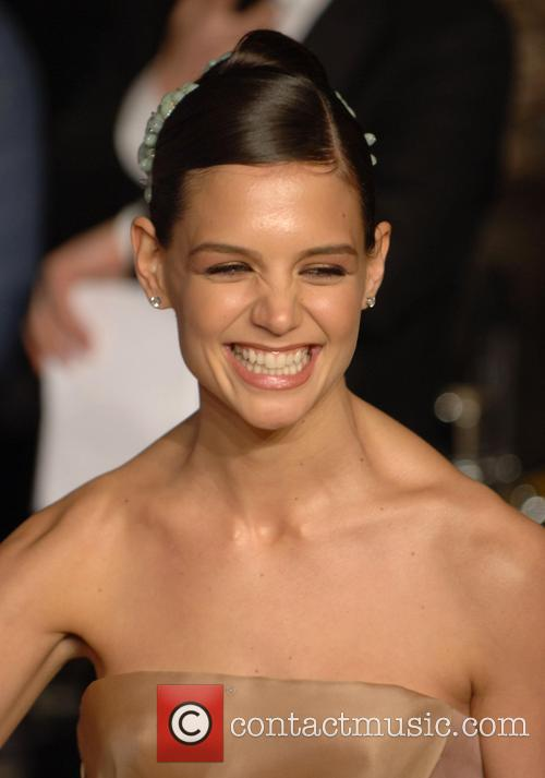 Katie Holmes is turning 35 on Wednesday Dec...