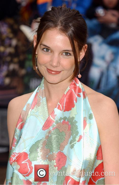 Katie Holmes and Wednesday Dec 1
