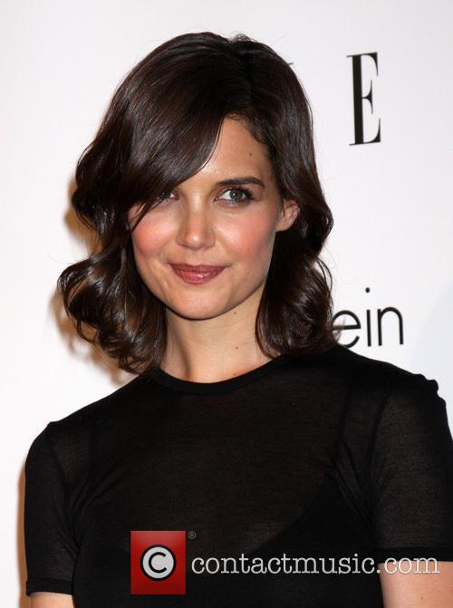 Katie Holmes, Wednesday Dec and Beverly Hilton Hotel 1