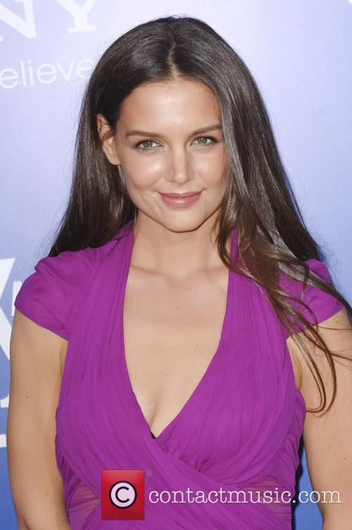 Katie Holmes, Wednesday Dec and Regency Village Theatre 1