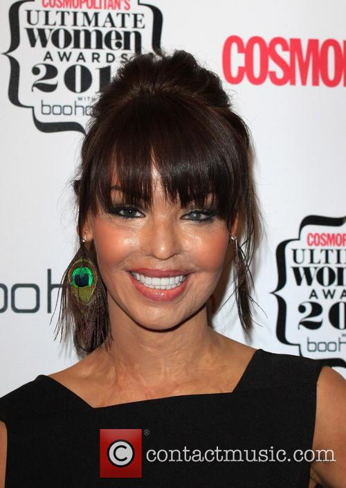 File Photo Katie Piper, the former model who...