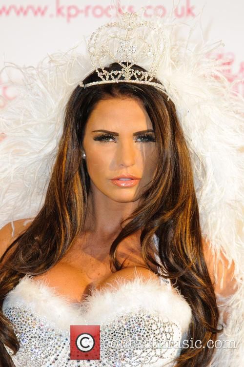 Katie Price Katie Price launches her KP Rocks...