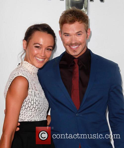 File Photo Twilight hunk Kellan Lutz has split...