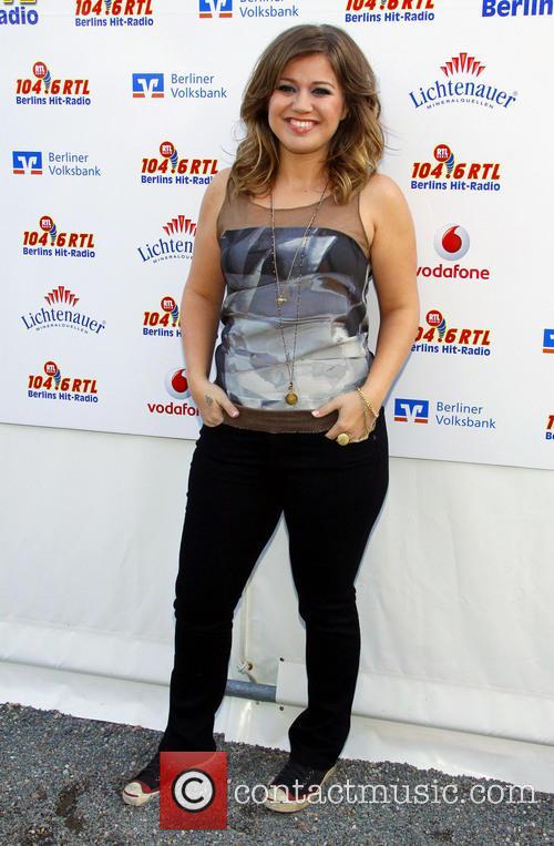 Kelly Clarkson, Stars, Free, Berlin and Wuhlheide 2