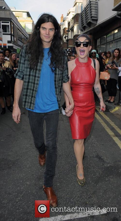 File Photo** * KELLY OSBOURNE ENGAGED KELLY OSBOURNE...