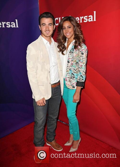 File Photo**  * KEVIN JONAS WELCOMES FIRST...