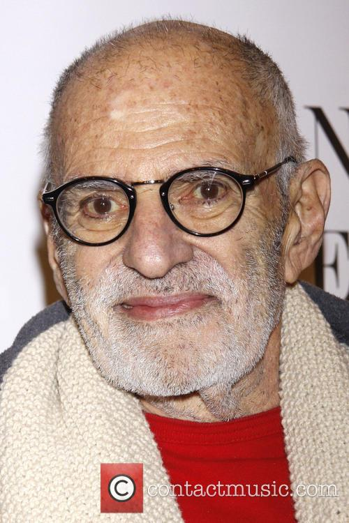 File Photos Award-winning playwright Larry Kramer has wed...