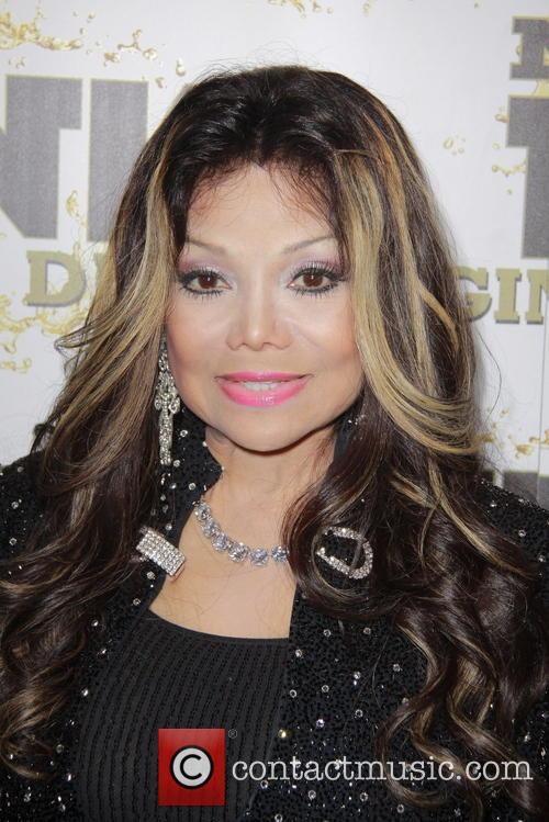 File Photo * LA TOYA JACKSON MARRIED -...