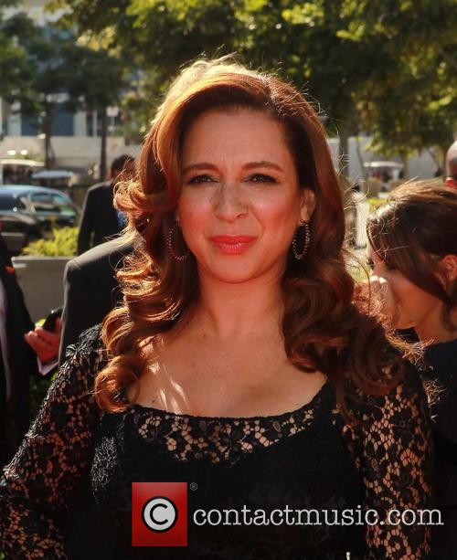 File Photo** MAYA RUDOLPH CONFIRMS FOURTH PREGNANCY BRIDESMAIDS...