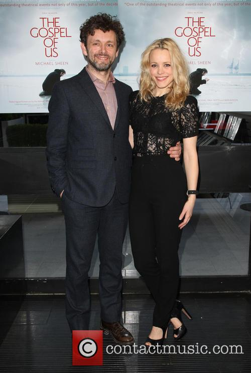 File Photo Rachel McAdams and Michael Sheen split...