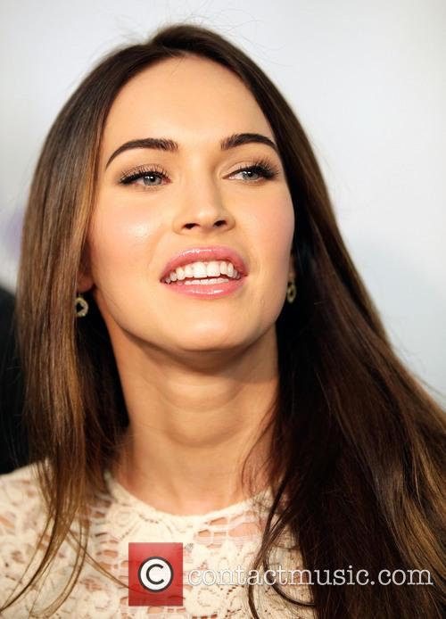 File Photo Actress MEGAN FOX is pregnant with...
