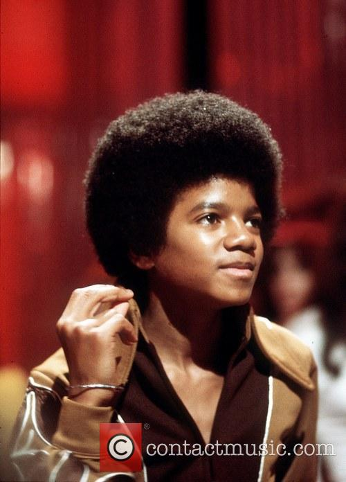 a young michael jackson on stage in 2476352
