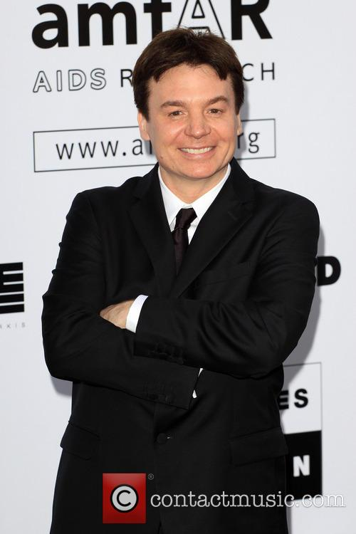 File Photo** * MIKE MYERS TO BE A...