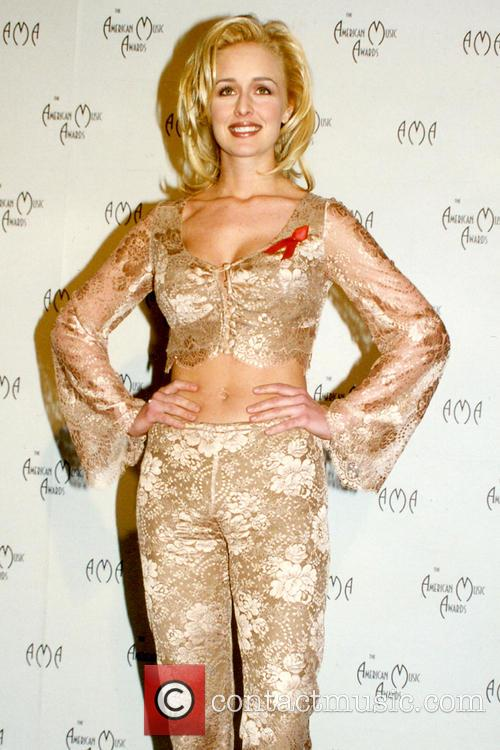 Mindy Mccready and American Music Awards 1