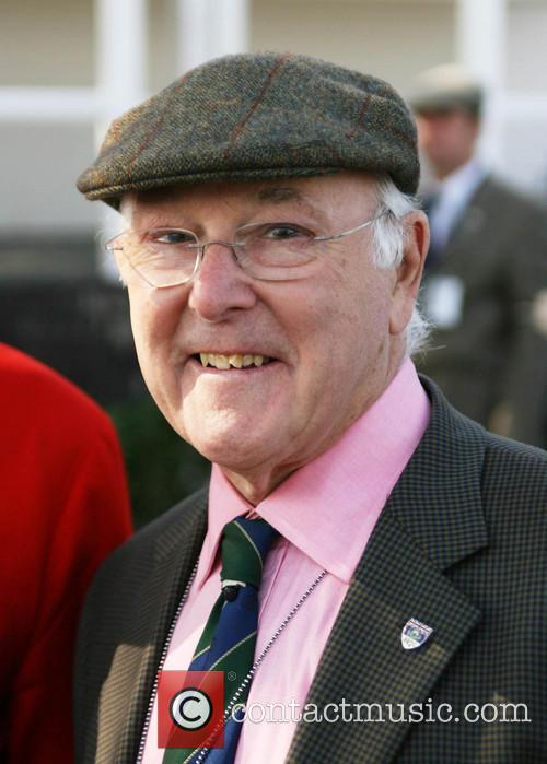 File Photo * VETERAN RACE ACE MURRAY WALKER...