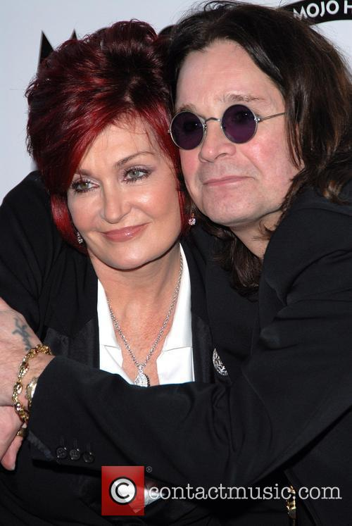 Ozzy Osbourne and Sharon Osbourne are having a...