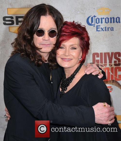 ozzy osbourne and sharon osbourne spike tvs 2875155