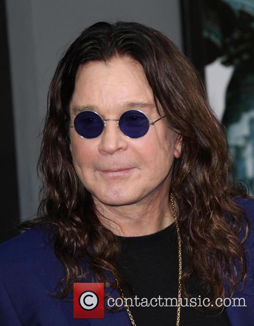 File Photo * OZZY OSBOURNE ADMITS DRINK AND...