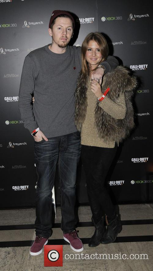 PROFESSOR GREEN PROPOSES TO GIRLFRIEND IN FRANCE British...