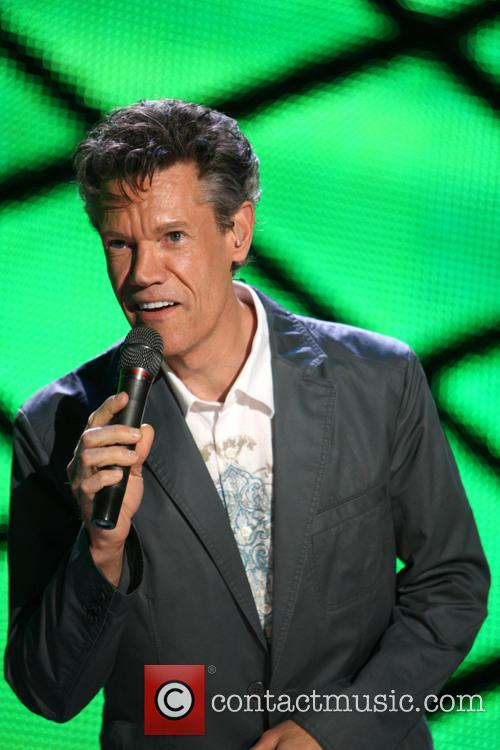 RANDY TRAVIS HOSPITALISED Country music star RANDY TRAVIS...