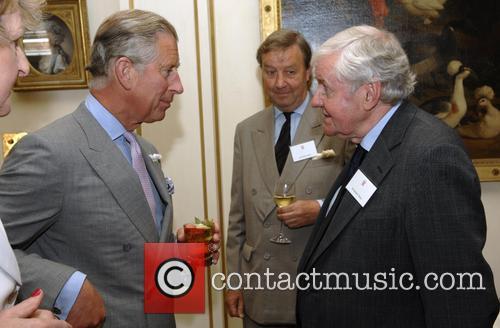 File Photo Richard Briers dies Veteran British actor...