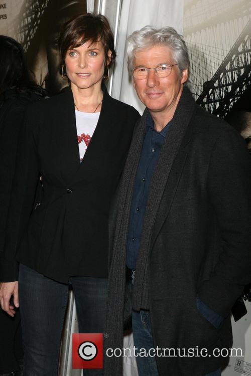 File Photo**  * RICHARD GERE AND CAREY...