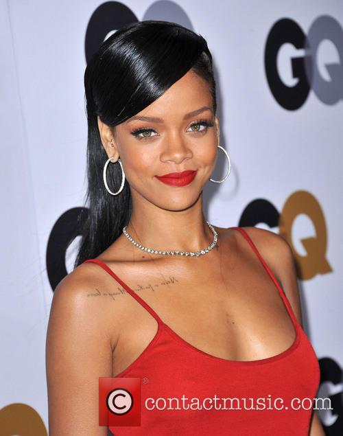 File Photo**  * INTRUDER ARRESTED AT RIHANNA'S...