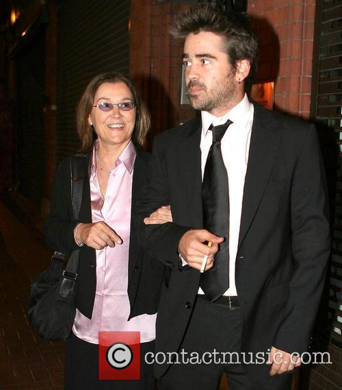 File Photo** * COLIN FARRELL'S MUM IS A...