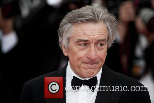 Robert De Niro 2011 Cannes International Film Festival...