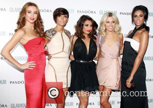 File Photo* Rochelle Humes gives birth The Saturdays...