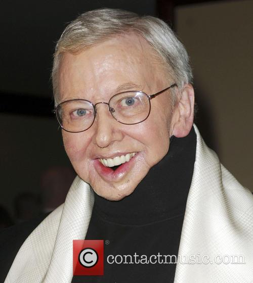 File Photo** * BELOVED FILM CRITIC ROGER EBERT...