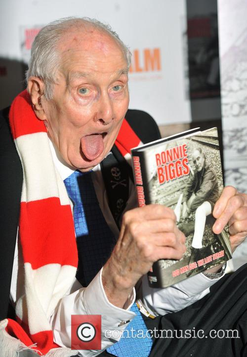 File Photos  Ronnie Biggs launches his autobiogrpahy...