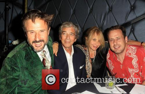 File Photos Actress Rosanna Arquette has wed for...