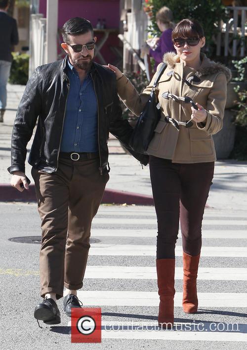 File Photo* * Rose McGowan weds Actress ROSE...