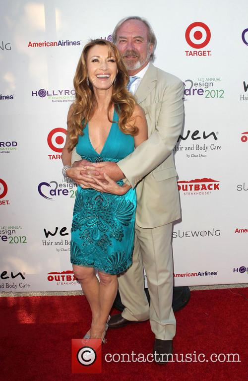 File Photo***  * JANE SEYMOUR SPLITS FROM...