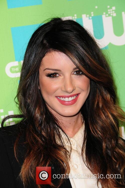 Shenae Grimes 2012 The CW Upfront Presentation held...