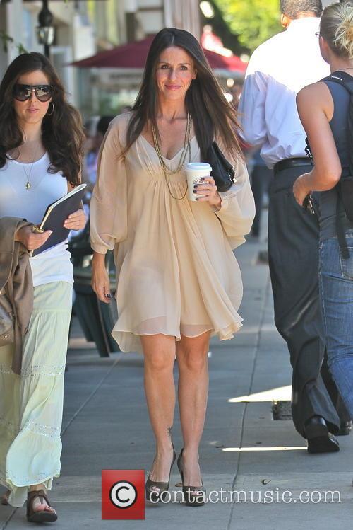 File Photo Actress Soliel Moon Frye is set...