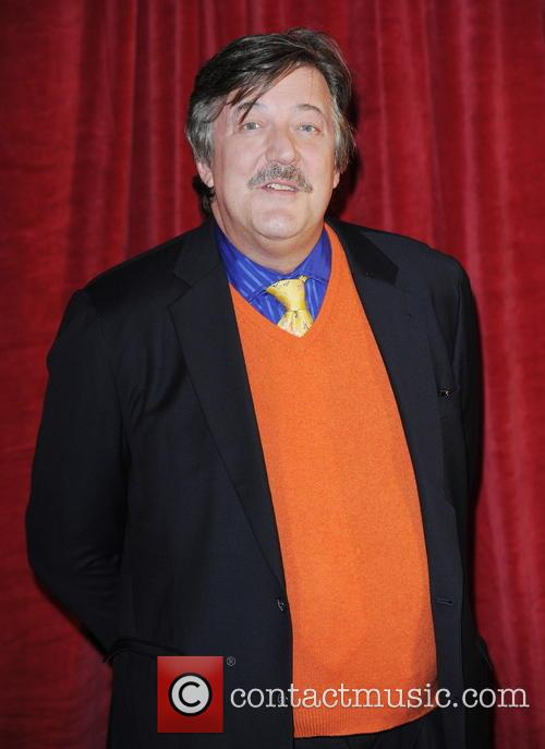 STEPHEN FRY ATTEMPTED SUICIDE LAST YEAR British actor...