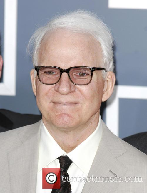File Photo**  * STEVE MARTIN IS A...