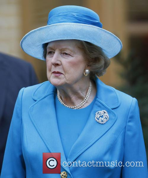 Britain, Prime Minister Margaret Thatcher and Royal Hospital Chelsea 2